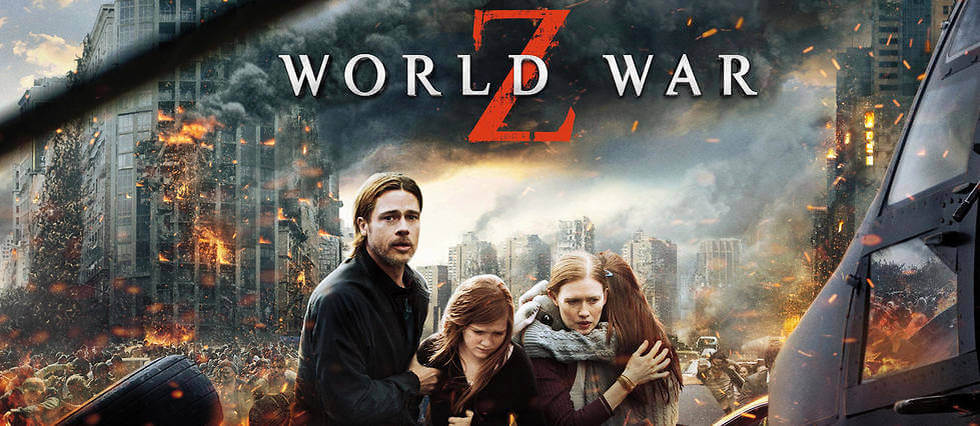 World War Z (Dünyalar savaşı zombi)