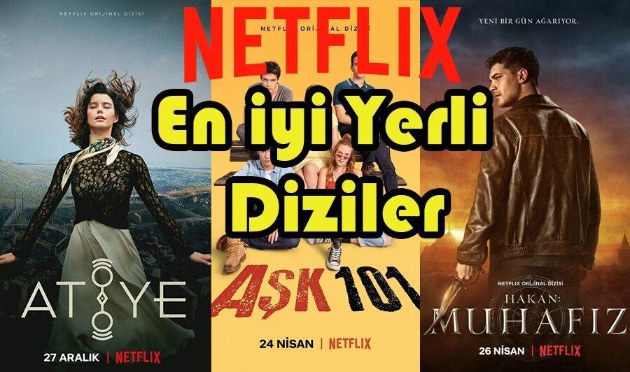 Photo of Netflix Yerli Dizileri – [2020 Güncel]