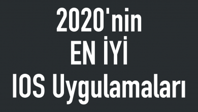 Photo of 2020'nin En İyi İOS Uygulamaları