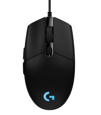 logitech oyuncu mouse