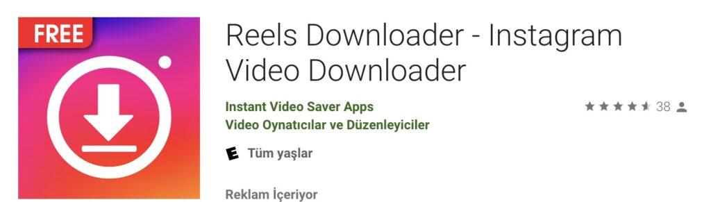 reels downloader