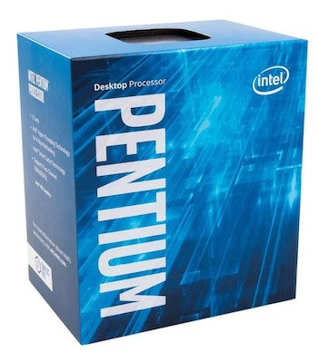 intel pentium g4560 işlemci